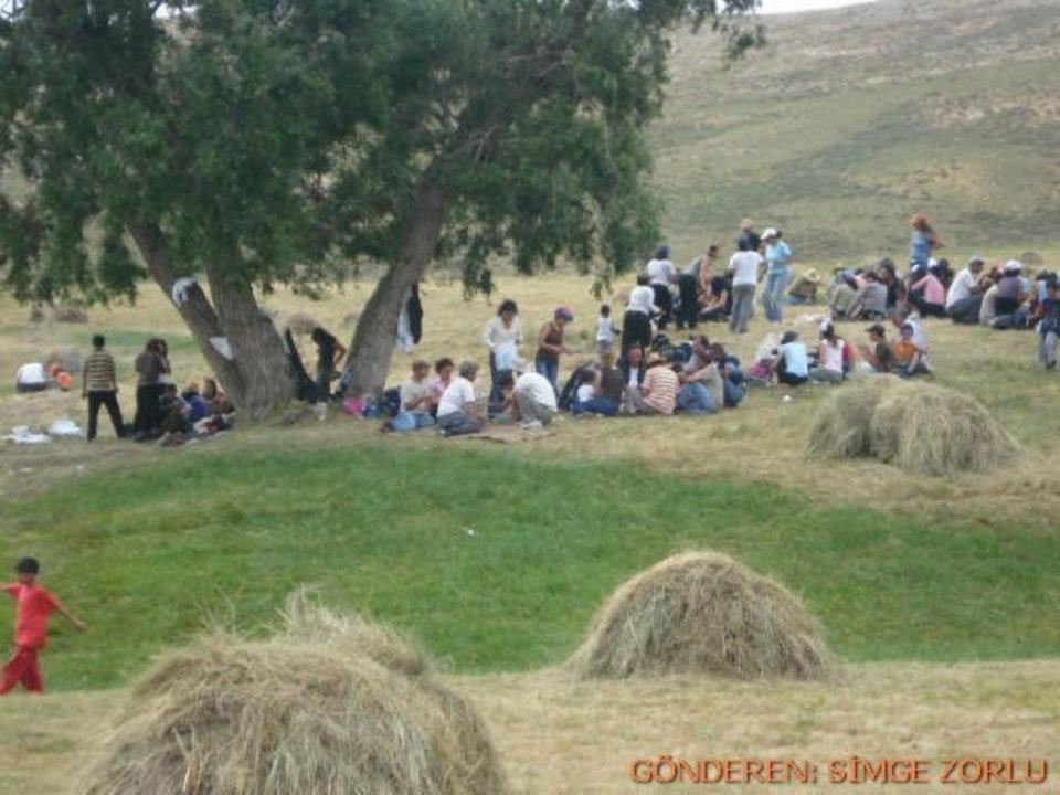 tuzluca mikail köylüleri köy pikniği 2008