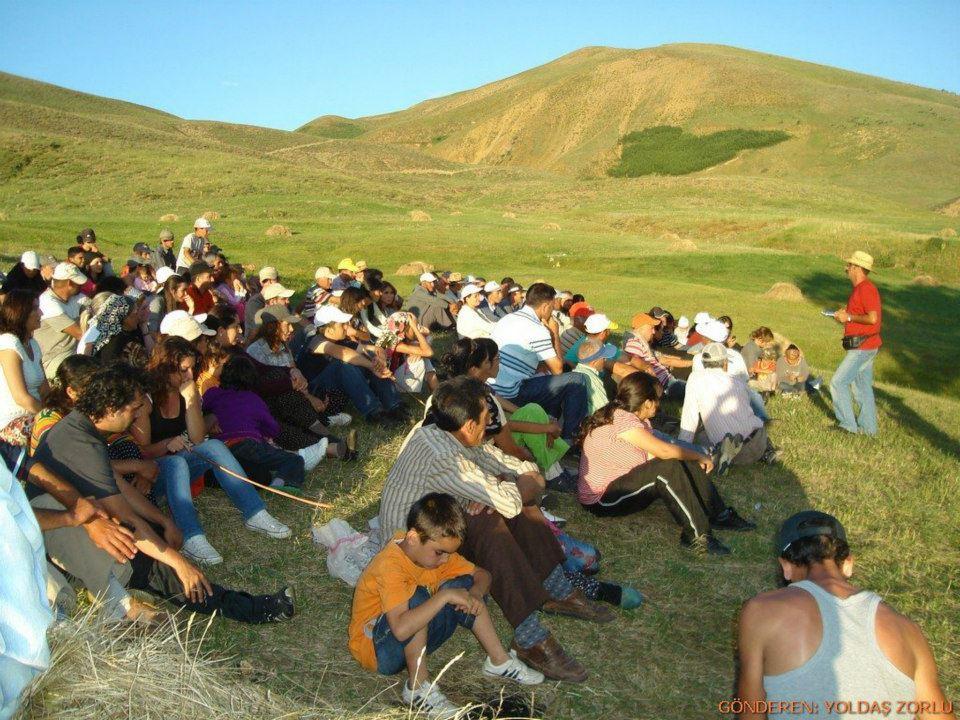 tuzluca mikail köylüleri köy pikniği 2009