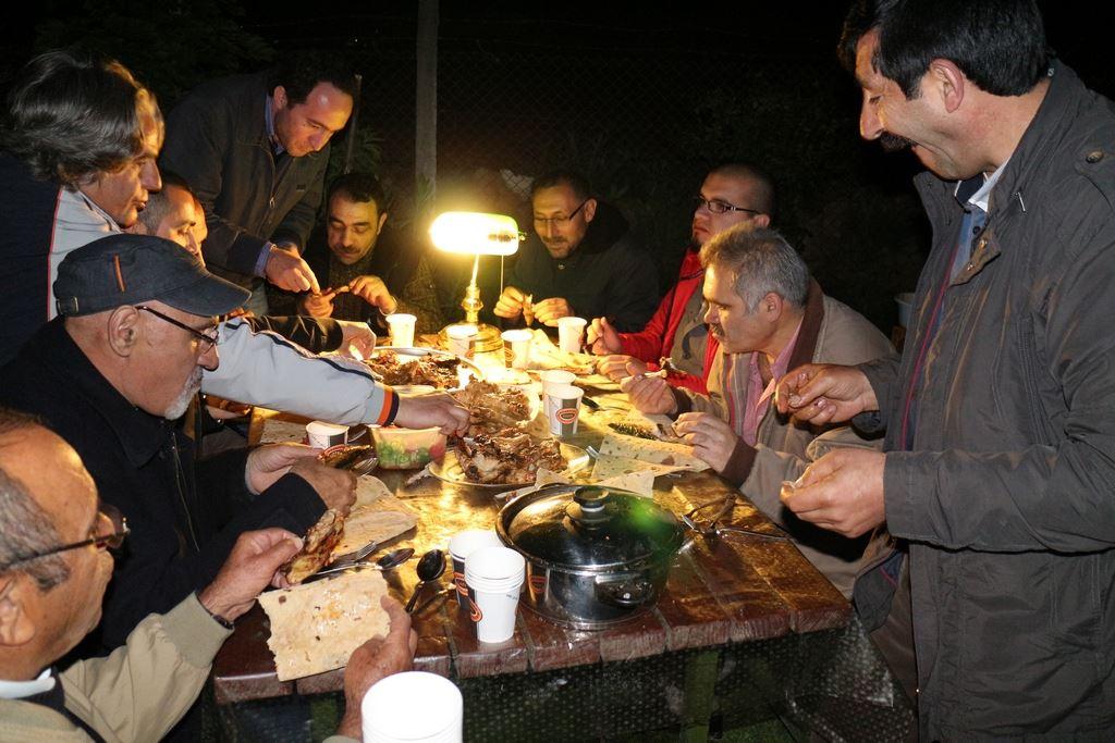 tuzlucamikail köylüleri yalova toplantısı